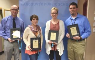 Excellence Award, Hudson's Bay, Columbia River, Felida, Gaiser